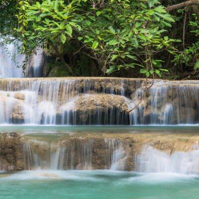 Fotomural Cachoeira verde