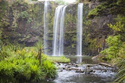 Fotomural cachoeiras Whangarei