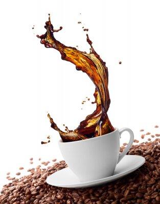 Fotomural café espirra