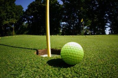 Fotomural Campo de golf