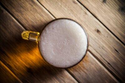Fotomural Caneca de cerveja