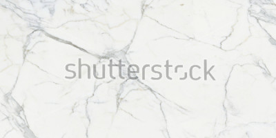 Fotomural Carrara marble. Marble texture. White stone background