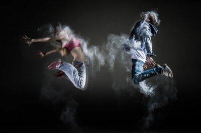 Fotomural Casal Danse