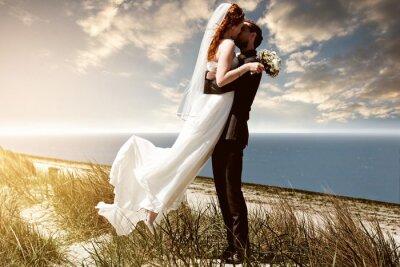 Fotomural Casamento de praia