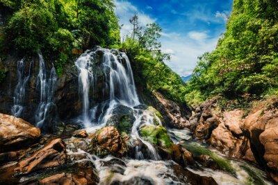 Fotomural Cat-Cat cachoeira, Vietnã