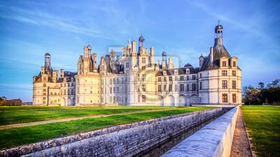 Fotomural Château de Chambord