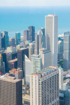 Fotomural Chicago Skyline