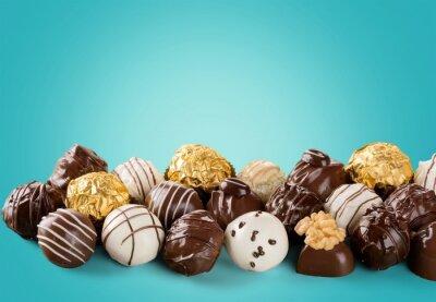Fotomural Chocolate.