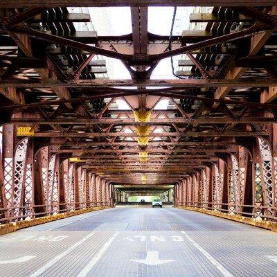 Fotomural City Bridge