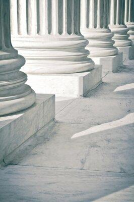 Fotomural Colunas de pedra