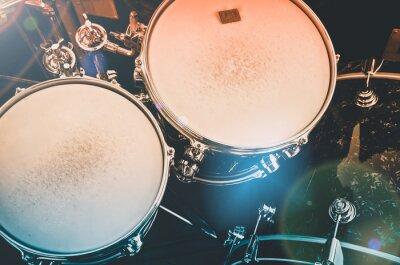 Fotomural conjunto de tambores