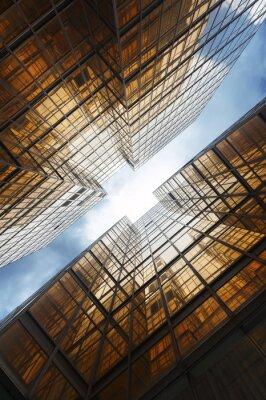 Fotomural Construções abstratas