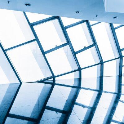 Fotomural Corredor Edifício Comercial