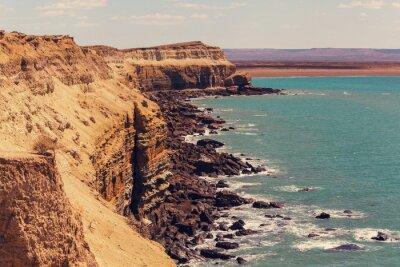 Fotomural Costa argentina