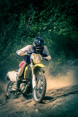 Fotomural Cruz adrenalina