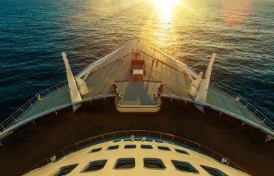 Fotomural Cruzeiro, navio, oceânicos
