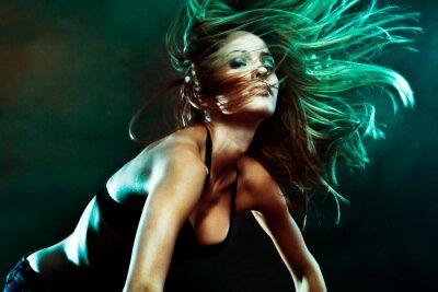 Fotomural dançarina