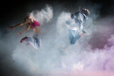Fotomural Danse moderno