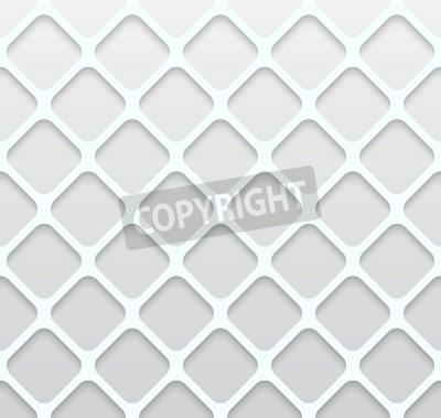 Fotomural De Ilustração - papel, buraco, seamless, padrão, abstratos