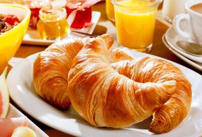 Fotomural Delicioso café-da-manhã continental