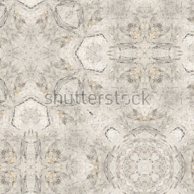 Fotomural Desenho abstrato. Cenário de parede futurista moderno