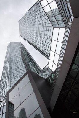 Fotomural edifícios de escritórios