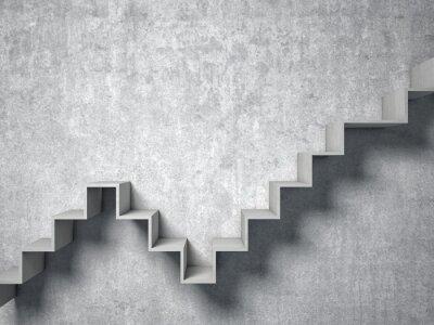 Fotomural Escada 3d abstrato