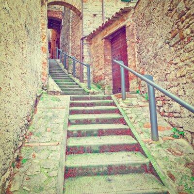 Fotomural Escadaria