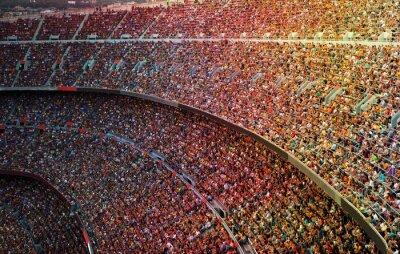 Fotomural Estádio