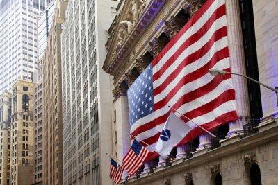 Fotomural Estados Unidos da América bandeira