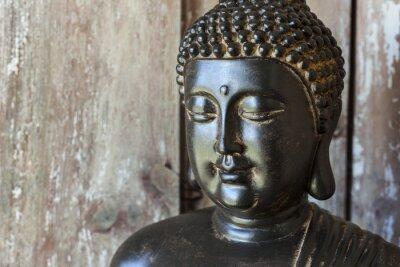 Fotomural Estátua Bouddha