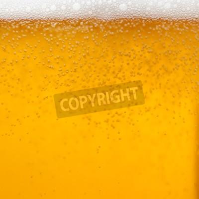 Fotomural Fim, cima, vidro, cerveja