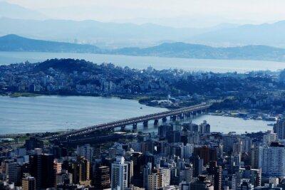 Fotomural Florianópolis - Santa Catarina - Brasil