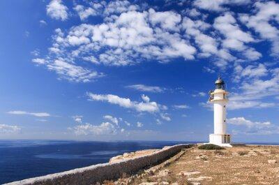 Fotomural Formentera farol
