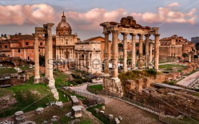 Fotomural Fórum Romano, Roma