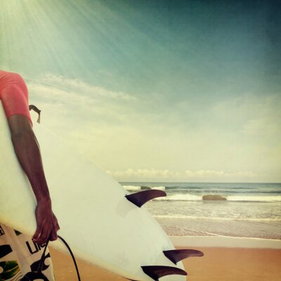 Fotomural foto da praia-26