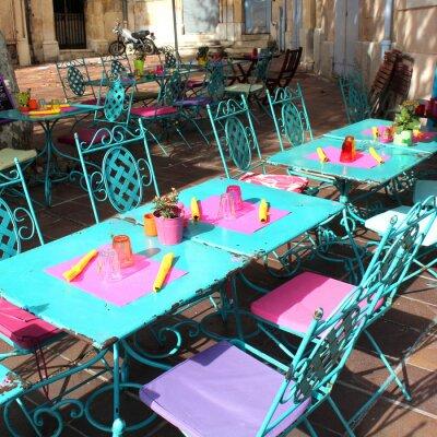 Fotomural França - Terraço (Provence)