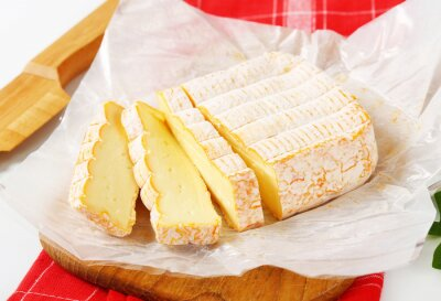 Fotomural Francês, lavado, casca, queijo