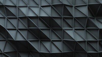 Fotomural Fundo 3d abstrato com padrão de repetição