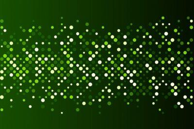 Fotomural Fundo abstrato verde.