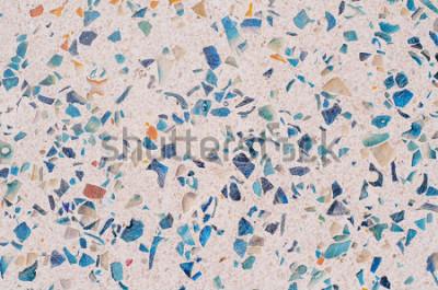 Fotomural Fundo de textura de terrazzo