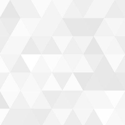 Fotomural Fundo do vetor do polígono abstratos triângulos.