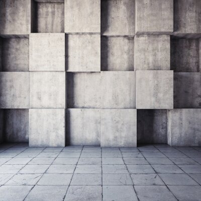 Fotomural Fundo geométrico abstrato