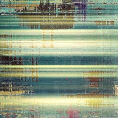 Fotomural Fundo ou textura abstratos. Com testes padrões diferentes da cor: amarelo (bege); Castanho; branco; azul; verde