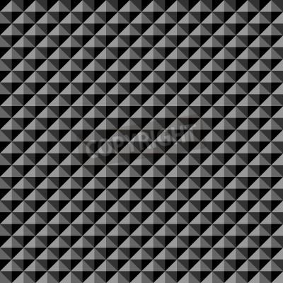 Fotomural Fundo sem emenda abstrato. Textura com efeito de relevo.