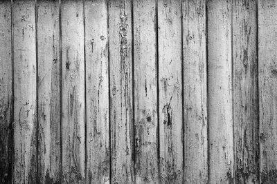 Fotomural Fundo textured de placas velhas. Fotografia em preto e branco
