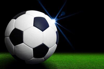 Fotomural Futebol, bola, verde, estádio