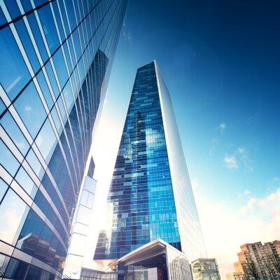 Fotomural Future City - Paris La Défense