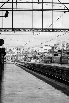 Fotomural Gare