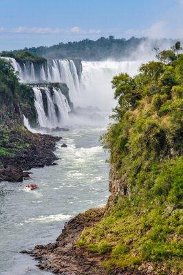 Fotomural Garganta do Diabo, Iguazu Falls, Argentina